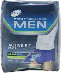 Tena Men Active Fit Plus Medium 9 Pack
