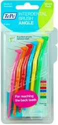 Tepe Interdental Brush Angle Mixed Pack 6 s'