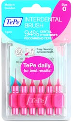 TePe Interdental Brushes 6 x 0.4mm