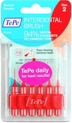 TePe Interdental Brushes 6 x 0.5mm