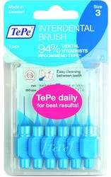 TePe Interdental Brushes 6 x 0.6mm