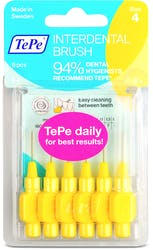 TePe Interdental Brushes 6 x 0.7mm