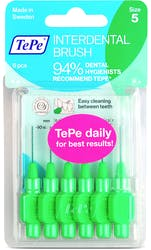 TePe Interdental Brushes 6 x 0.8mm