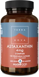 Terranova Astaxanthin 4 mg Complex 100's
