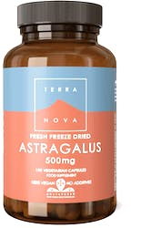 Terranova Astragalus 500mg 100 Capsules