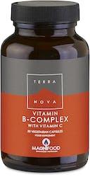 Terranova B-Complex w/Vitamin C 50's