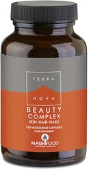 Terranova Beauty Complex Skin Hair Nails 100 Pack