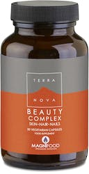Terranova Beauty Complex SKIN HAIR NAILS 50's