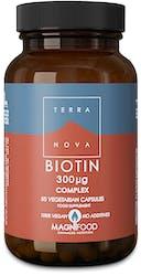 Terranova Biotin 300ug Complex 50s