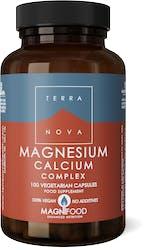 Terranova Calcium Magnesium 2:1 Complex 100's