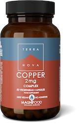 Terranova Copper 2mg Complex (Bisglycinate) 50 Pack