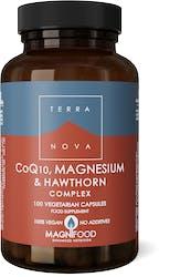 Terranova CoQ10, Magnesium & Hawthorn Complex 100's