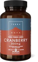 Terranova Cranberry 300mg 100 Pack