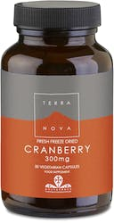 Terranova Cranberry 300mg 50's