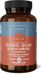 Terranova Dong Quai Soya Sprout Complex 100's