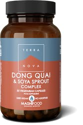 Terranova Dong Quai Soya Sprout Complex 50 Pack