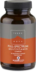 Terranova Full-Spectrum Multivitamin Complex 50 Pack