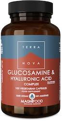 Terranova Glucosamine & Hyaluronic Acid Complex 100's