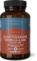 Terranova Glucosamine, Boswellia & MSM Complex 100's