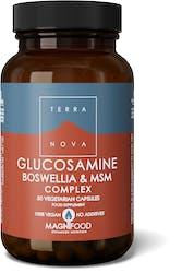 Terranova Glucosamine, Boswellia & MSM Complex 50 Pack