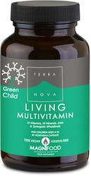 Terranova Green Child Living Multivitamin 50's