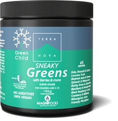 Terranova Green Child Sneaky Greens Super Shake 180g