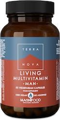 Terranova Living Multivitamin Man 50's
