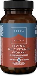 Terranova Living Multivitamin Woman 50 Capsules