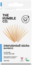 The Humble Co. Bamboo Toothpicks 100s