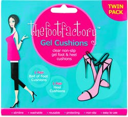 Thefootfactory Gel Cushions Twin Pack