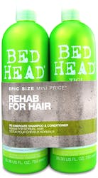 Tigi Bed Head Urban Antidotes Re Energize Shampoo & Conditioner 2X750ml