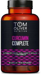 Tom Oliver Nutrition Curcumin Complete 60s