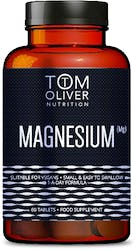 Tom Oliver Nutrition Magnesium Taurate 60s