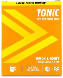 Tonic Health Lemon & Honey 10 Sachets
