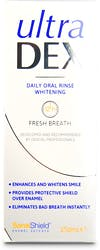 UltraDEX Daily Oral Rinse Whitening 250ml