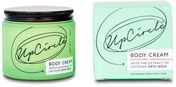 UpCircle Body Cream with Date Seeds 125ml