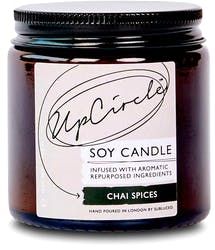 Upcircle Soy Candle Chai Spices 120ml