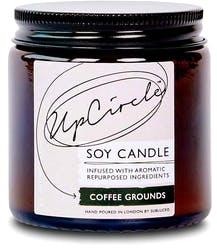UpCircle Soy Candle Coffee Grounds