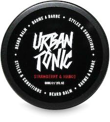 Urban Tonic Beard Balm Strawberry and Mango 60ml