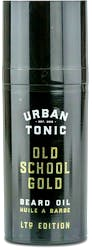 Urban Tonic Beard Oil Old School Gold 30ml