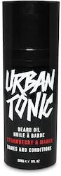 Urban Tonic Beard Oil Strawberry and Mango 30ml