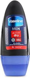 Vaseline Men Roll-On Antiperspirant Deodorant 50ml