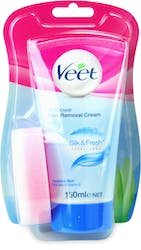 Veet In Shower Cream for Sensitive Skin Hair Removal 150ml