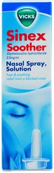 Vicks Sinex Soother Nasal Spray 15ml