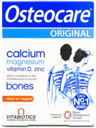 Vitabiotics Osteocare Tablets - Original 90s