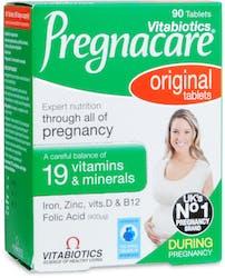Vitabiotics Pregnacare  Original 90 Capsules