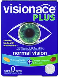 Vitabiotics Visionace Plus 28 Tablets