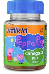 Vitabiotics Wellkid Peppa Pig Omega-3 - 30 Soft Jellies