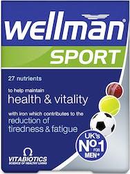 Vitabiotics Wellman Sport Tablets 30s