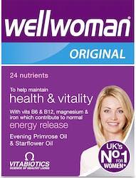 Vitabiotics Wellwoman Capsules 90S